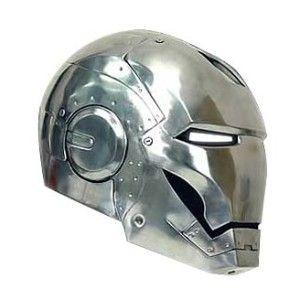 iron man helmet mark 2