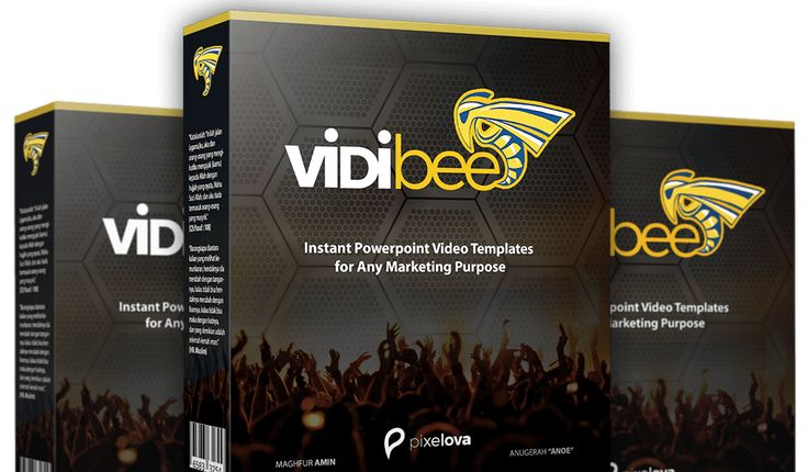VIDIBEE Instant Powerpoint Video Maker Tools By Maghfur Amin – Now You Can Create Stunning and Engaging Animated Video By Your Own Hands Just In Minutes, Using Only Powerpoint!