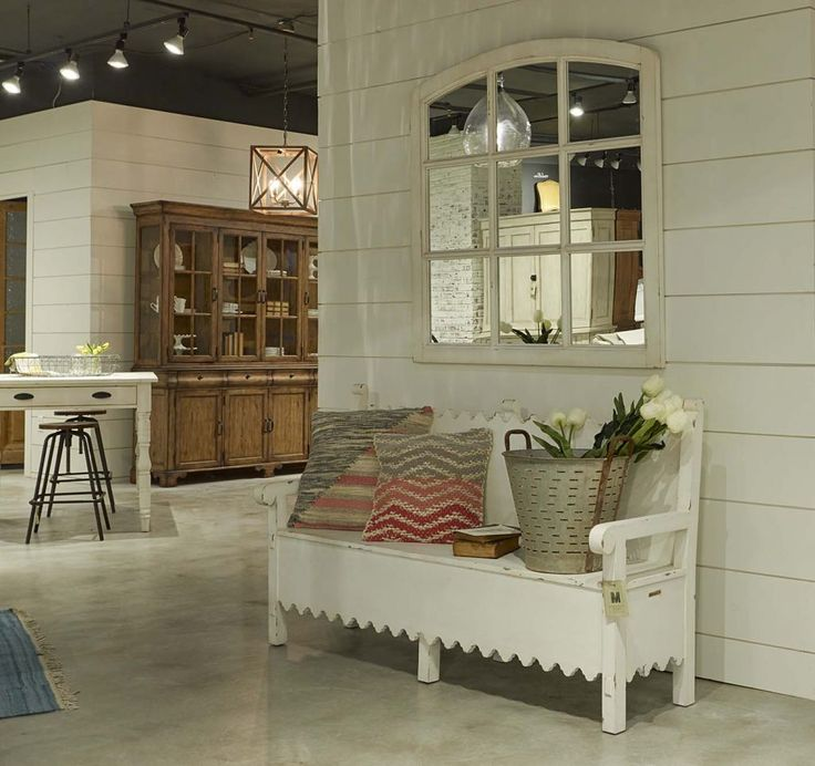 "Chip and Joanna Gaines of the HGTV show ""Fixer Upper"" have launched a new line of furniture, Magnolia Home, manufactured by Standard Furniture in Alabama. Their hit TV show is based in Waco and surrounding Central Texas towns. Photo: Magnolia Home Furnishings"