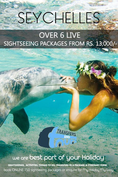 Book Island package in Seychelles with Starting INR. 13,000 per person only. #Seychelles #IslandTour #IslandPackage #TransfersTours