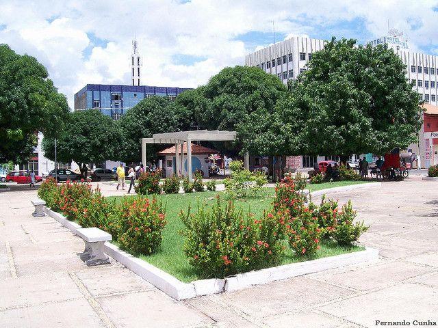 Praça Brasil - Imperatriz, Maranhão