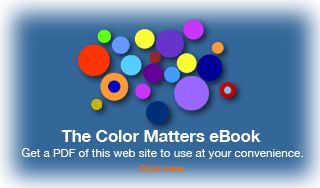 Color Matters eBook - Get a copy of this web site to use at your convenience.