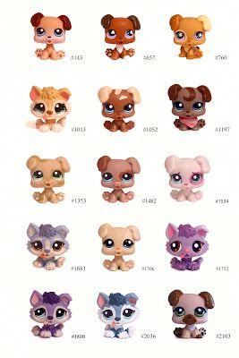 Nicole`s LPS blog - Littlest Pet Shop: Pets: Puppy