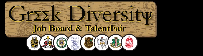 GreekDiversity is a unique partnership of Alpha Phi Alpha, Alpha Kappa Alpha, Kappa Alpha Psi, Omega Psi Phi, Phi Beta Sigma, Sigma Gamma Rho, and Iota Phi Theta that provides a new resource for career opportunities. The job board connects fraternity and sorority members with employers that value education, community service and leadership.    http://www.greekdiversity.com/imglib/Register_button1.jpg