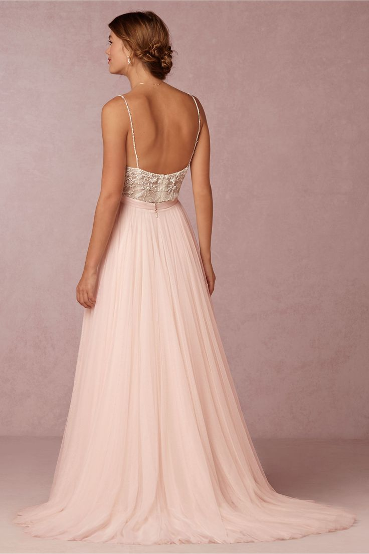 96 best vestidos novias images on Pinterest | Gown wedding, Wedding ...