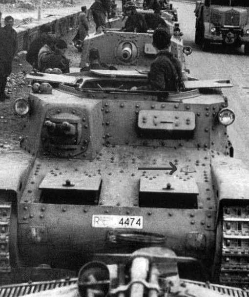 Regio Esercito. Semovente Comando su Scafo M40/M41, WWII, pin by Paolo Marzioli