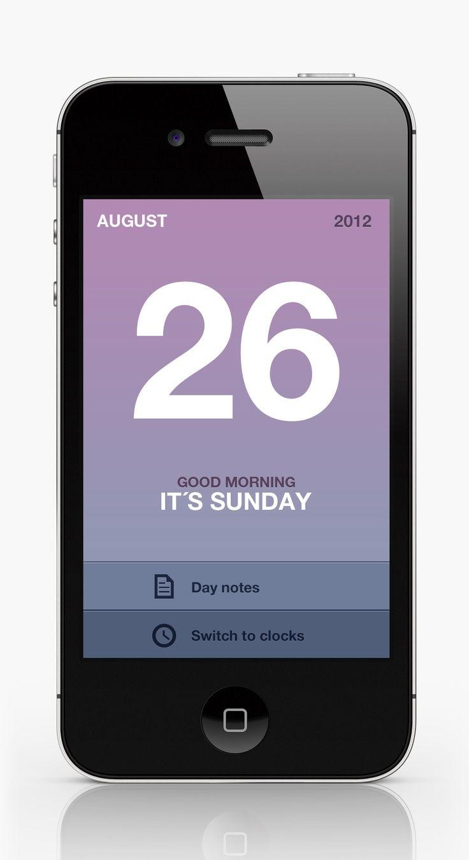 Dribbble social app ui design jpg by ramotion - Great Use Of Gradient Dribbble Bigapp