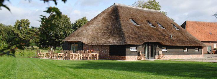 Welkom op de site van Boerensuite - dè bed and breakfast en groepsaccommodatie in Riel.