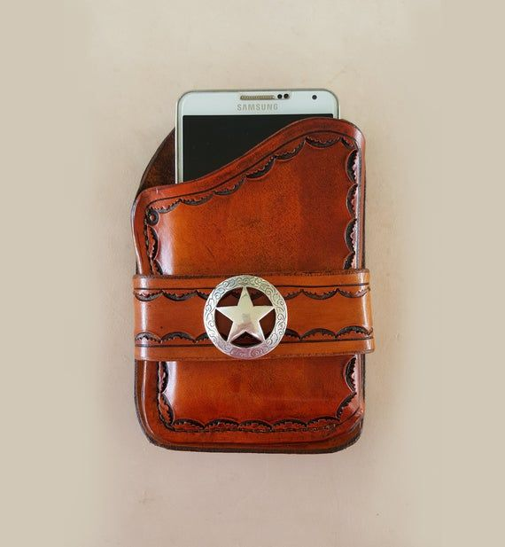 I Made This Cell Phone Holster Mostly For Fun And Thought Someone
