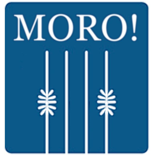 Moroversity-logo. A sign for Tampere-based academic