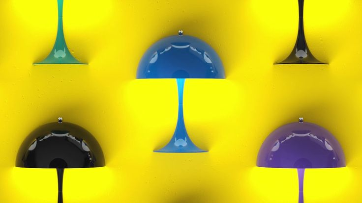 Danish Designer Verner Panton originally developed the Panthella in partnership with Louis Poulsen in 1971. His idea was to have Panthella launched with a metal shade, but this was not possible from a technological perspective at that time. That is why what is being launched now is a world first, based on Verner Panton's original drawings.