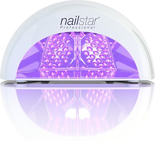 NailStar™ Professional LED Nail Dryer Nail Lamp for Gel Polish with 30sec, 60sec, 90sec and 30min Timers. For product & price info go to:  https://beautyworld.today/products/nailstar-professional-led-nail-dryer-nail-lamp-for-gel-polish-with-30sec-60sec-90sec-and-30min-timers-2/