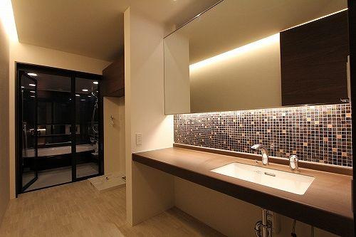健康NEWS 洗面化粧台のデザイン | 外断熱の注文住宅は健康住宅