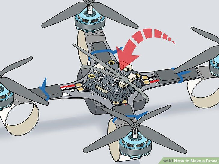 How To Make Flying Drone At Home With Dc Motor Flying Drones Diy Drone Drone