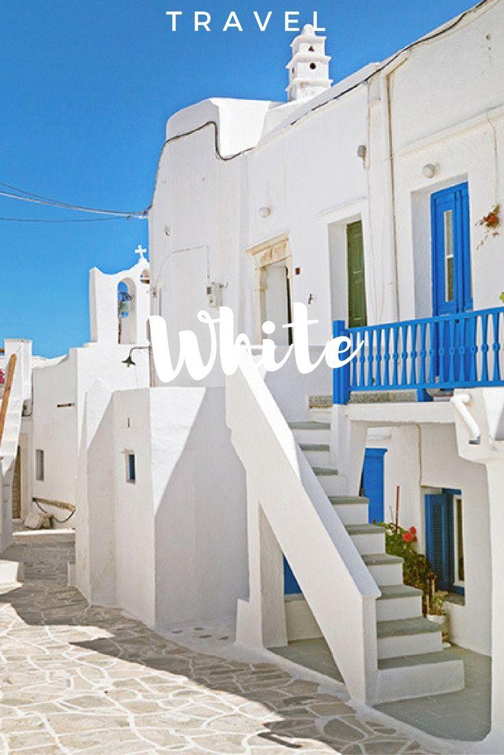 Qu'il s'agisse de celui des montagnes enneigées ou de celui de la pierre de bâtiments mythiques, le blanc est toujours aussi apaisant. Sautez sur un petit nuage et laissez la magie opérer, pour vivre un séjour forcément ressourçant!