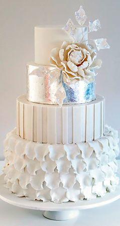 espectacular torta de 15 años