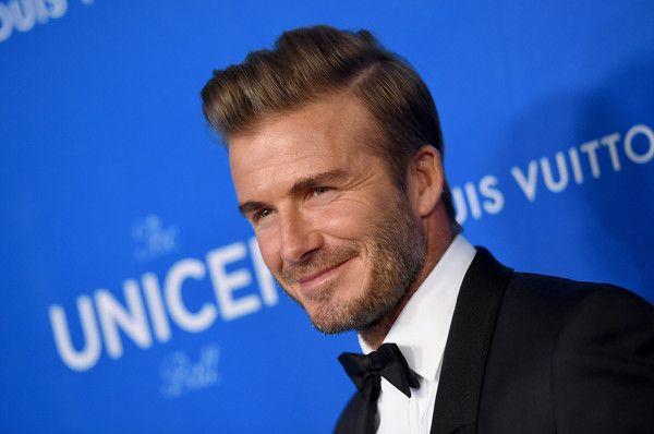 David Beckham Photos - 2016 UNICEF Ball Honoring David Beckham - Zimbio