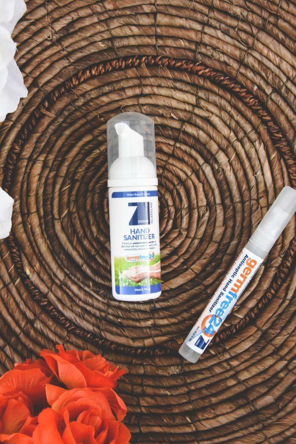 Keeping The Germs At Bay With Zoono Germfree24 Hand Sanitizer