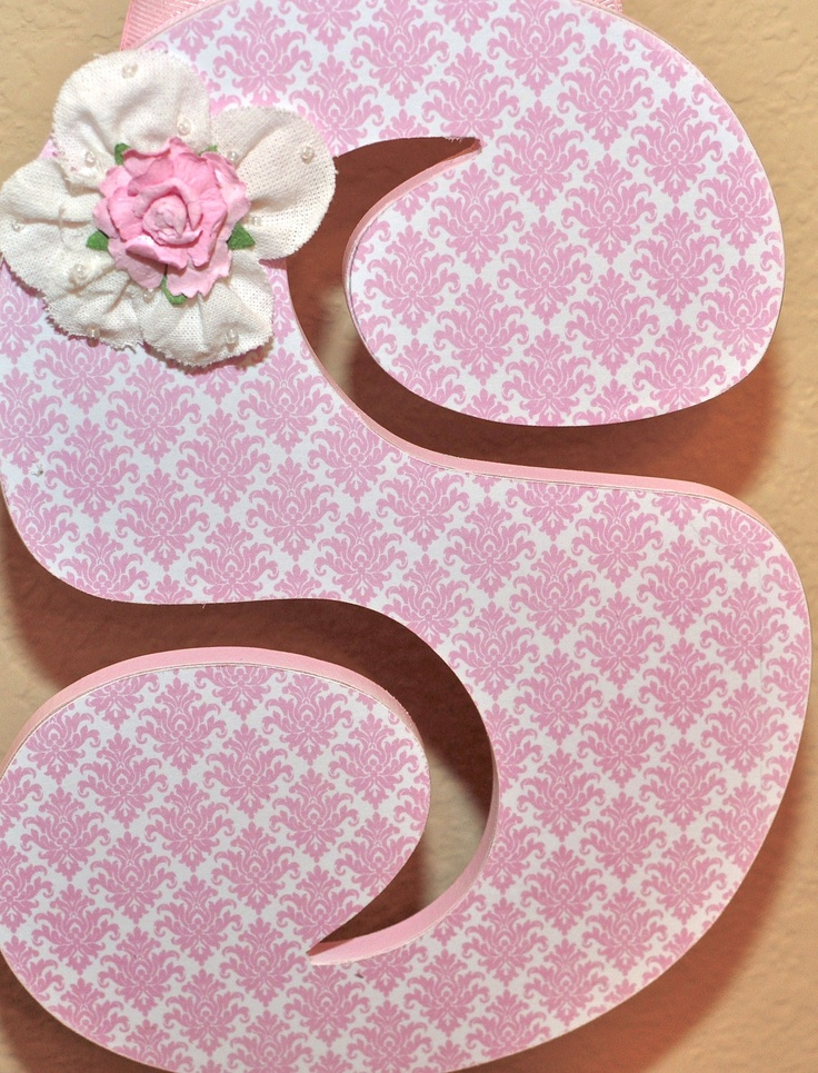 1000 Images About Wooden Letter Ideas On Pinterest