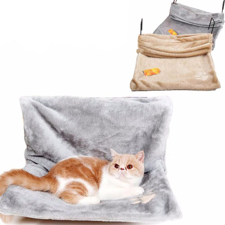 Portable Cat Bed Best for winter.  you can put this on the radiator.  FREE SHIPPING WORLDWIDE  #cat #dog #house #best #cute #mouse #bed #petbed #kitten #cutecats #catsofInstagram #catstagram #cats