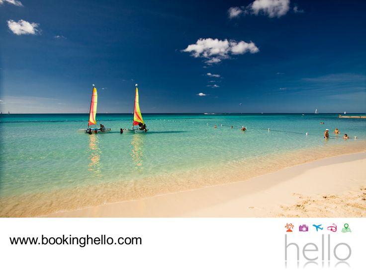 EL MEJOR ALL INCLUSIVE AL CARIBE. República Dominicana es especialmente famosa por sus playas de agua cristalina en las que se puede practicar actividades acuáticas, nadar tranquilamente o simplemente, pasar un momento de relajación a la orilla del mar, contemplando el paisaje. En Booking Hello te invitamos a adquirir tu pack all inclusive y elegir alguno de los cuatro resorts en las mejores playas de este destino, para vivir unas vacaciones increíbles con tus amigos. #BeHello