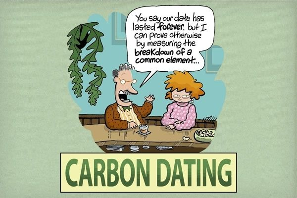 carbon dating information