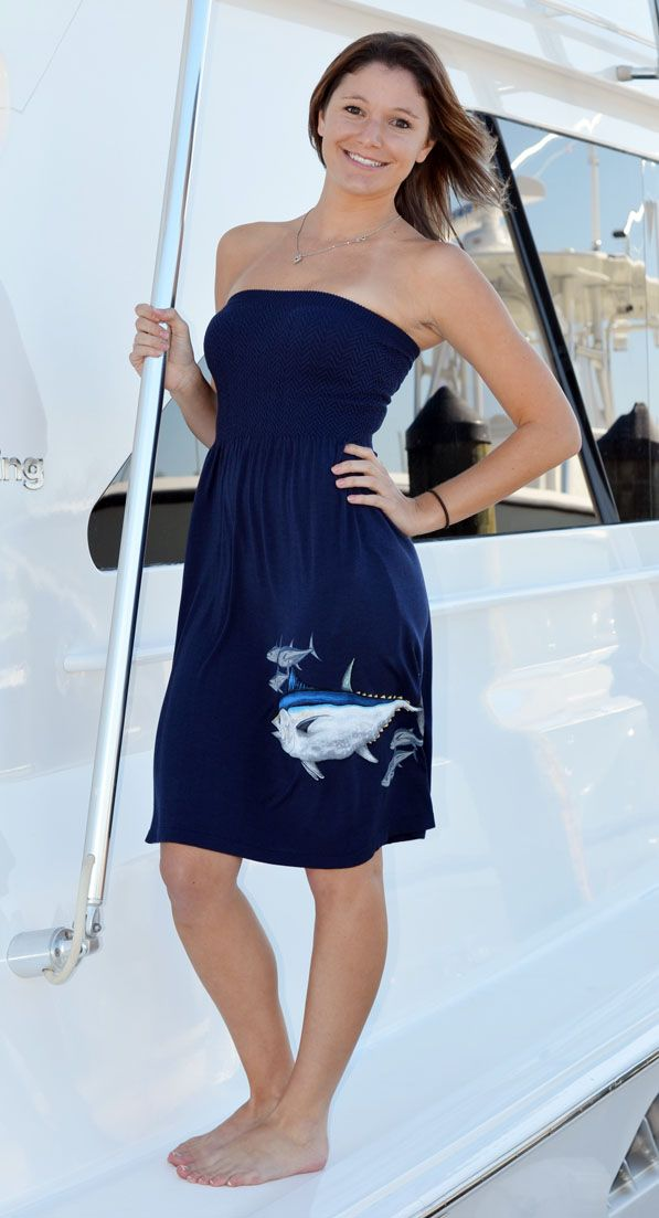 Bluefin Tuna fishing dress