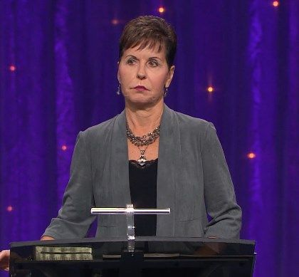 Over the years I've learned how to lock myself up in a prison of hope, knowing that God has nothing but His best planned for me. He promised me things concerning my ministry and my life» - Joyce Meyer