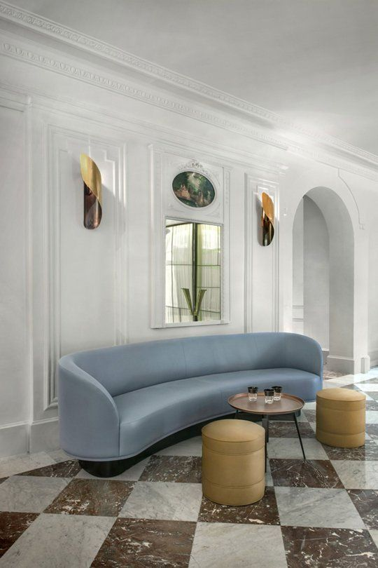 Is The Curved Sofa For You? 10 Examples Across Decor Styles