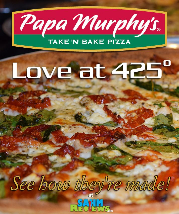 "A ""behind the counter"" look at Papa Murphy's. - SahmReviews.com #PapaMurphysMom"