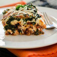 Lazy Lasagna by Pearl Barrett