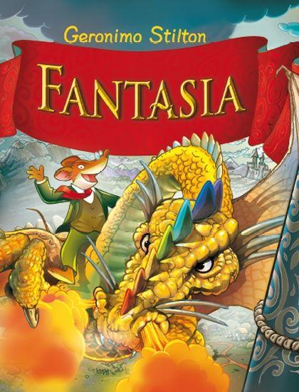 Dit was vroeger mijn lievelingsboek. Geronimo Stilton heeft vele series van boeken waaronder de Fantasia serie. Hierin beleeft Geronimo allerlei avonturen en zijn die geïllustreerd door tekeningen en geurpagina's