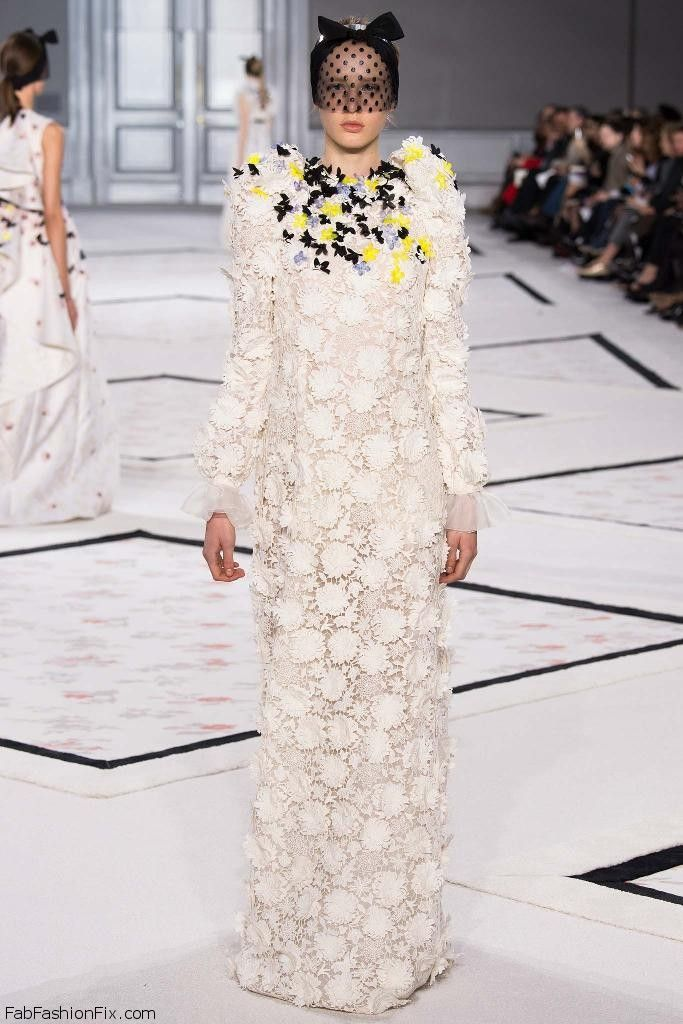 Giambattista Valli Haute Couture spring/summer 2015 collection