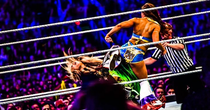 #WWE #Laying #Smackdown on World; Revenue Records...
