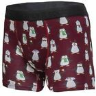 Details about SOCKS N SOCKS Penguin Boxer Brief Underwear Winter Holiday Gift Stocking Stuffer