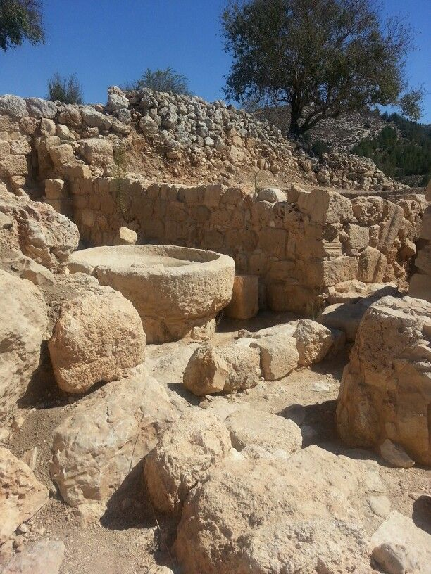 *SHILOH, ISRAEL~an ancient city in Samaria mentioned in the Hebrew Bible.It has been positively identified with modern Khirbet Seilun,a tell or archaeological mound, dubbed in Modern Hebrew Tel Shiloh.Wikipedia