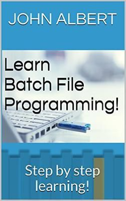 Learn batch script