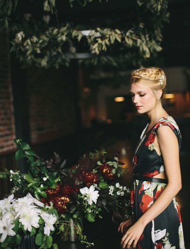 Dutch Still Life Wedding Inspiration