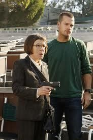 Hetty and Callen, Hetty is my favorite character in this series!