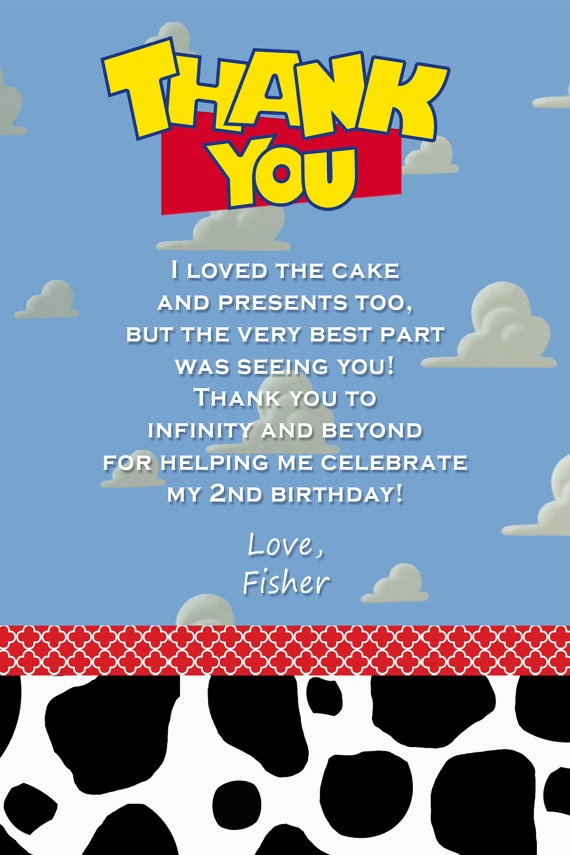 Toy Story Inspired Birthday Invitation  FREE by DazzleExpressions, $15.00