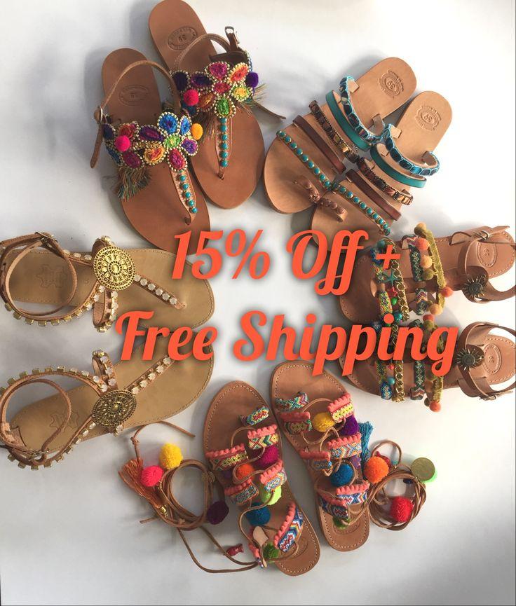 Until November 5th 2017 enjoy 15% off and Free Worldwide Shipping www.bohemianfootprints.etsy.com