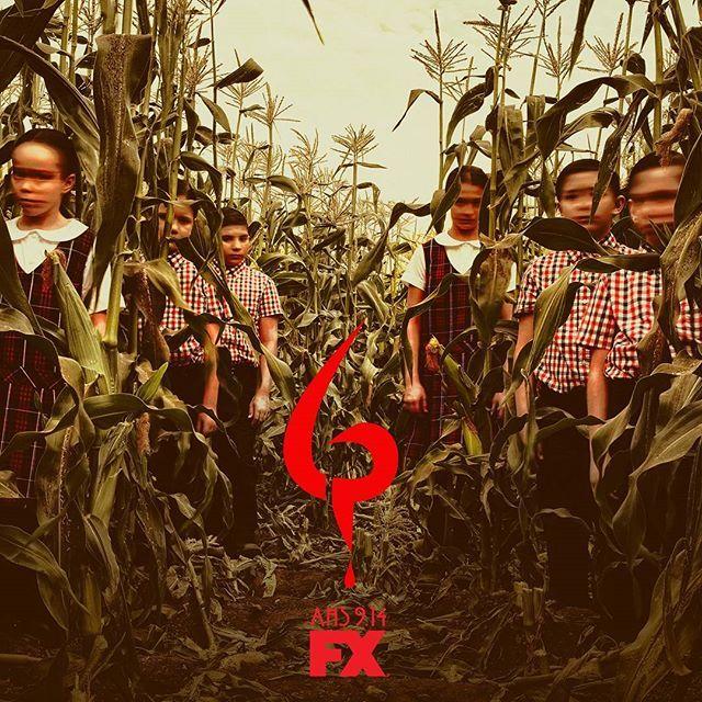 American Horror Story 6 // We're waiting... #AHS6 #americanhorrorstory #AHSFX…