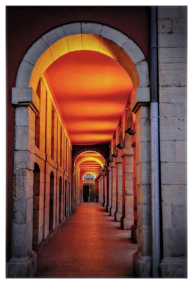 Arcos de ilusión...