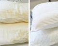 Geniální trik jak vyprat běžný i péřový polštář tím nejjednoušším způsobem!