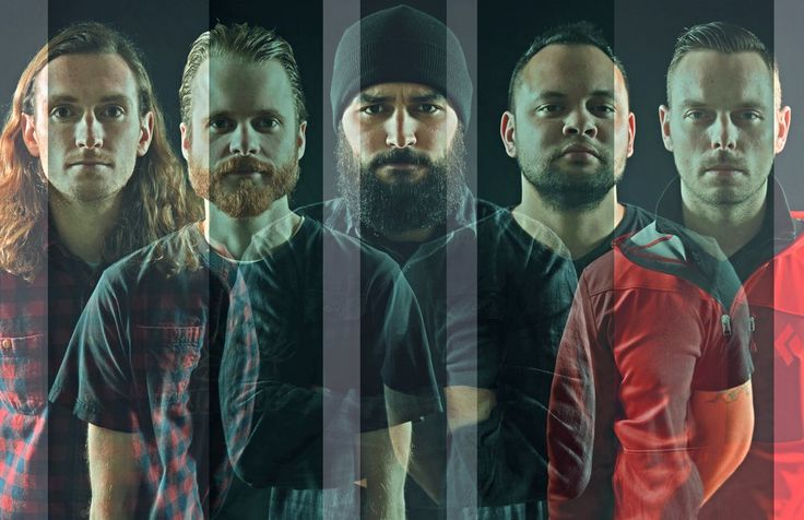 Ohio post-metal/rock outfit IF THESE TREES COULD TALK are the latest sensation on Metal Blade. A label normally known for its heavy metal, death metal is experiencing a growth spurt into other genres--not unlike its ventures into rock in the '90s,with the Ohioans leading the charge.