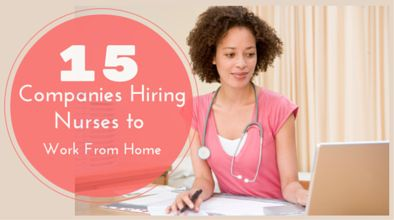 When you think of what a nurse does, your thoughts probably go to direct patient care. Fortunately, work from home nursing jobs are available and growing.