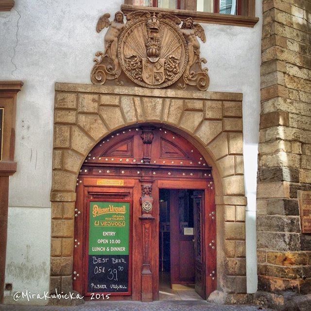 Door in PragueCzech Republic #portaseportoes #gate #praha #prague #oldtown #history #heritage #gothic #sculpture #iprague #cz #czech #czechia #czechrepublic #česko #české #českárepublika #czechdesign #czdsgn #DiscoverCZ #street #stone #art #architecture #Enlight