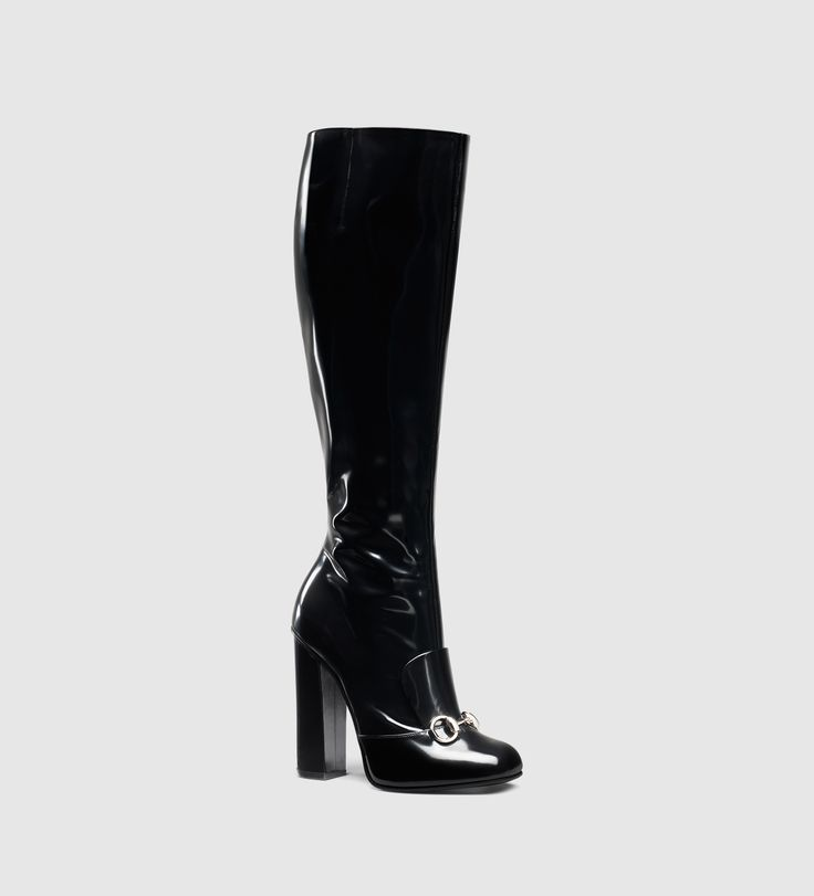 G by Guess Womens Randall Wide Calf Closed Toe Knee High Black Size 10.0 CSA