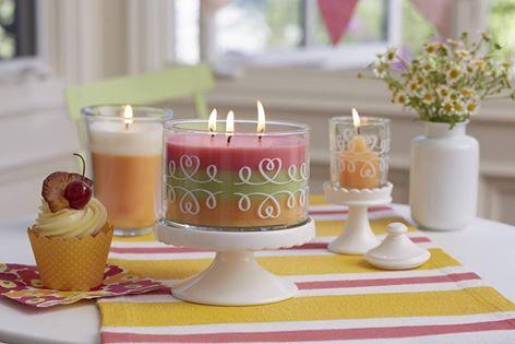 Just desserts  www.partylite.cz www.partylite.sk