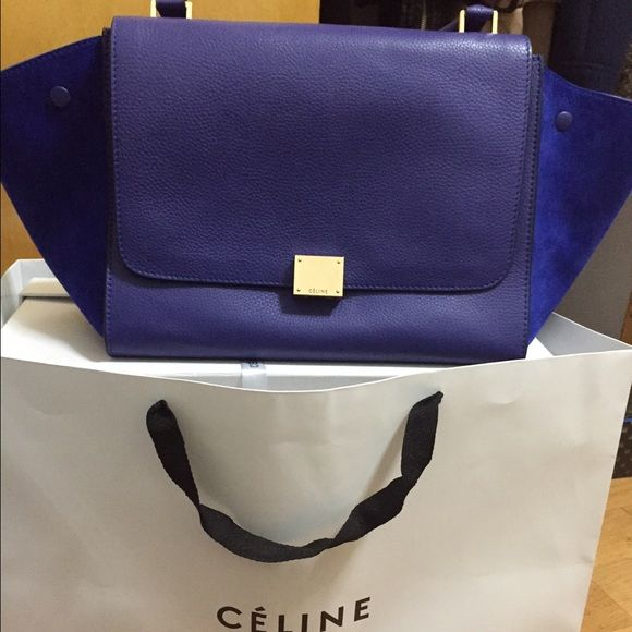 celine trapeze leave comment if you like,looking to sale..no trade Celine Bags